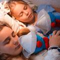 Der Kampf ums Schlafengehen ist mit Bakabu, dem Ohrwurm kein Thema mehr.