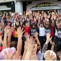 """18 мая 2013 Флешмоб в рамках программы """"Ночь музеев"""" в музее музыкальной культуры им. М.И.Глинки"""