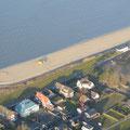 Luftaufnahme Ferienhaus Küstenkönig