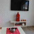 SAT TV Wohnzimmer