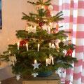 Weihnachten im Ferienhaus