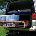Camping Ausbau für Ihren VW T5/T6 Multivan