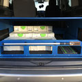 TRAVEL-SLEEP-BOX T5/T6 Multivan, T5/T6 California Beach - auch für Handwerker mit dem Festool Systainer T-Loc