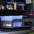 TRAVEL-SLEEP-BOX T5/T6 Multivan, T5/T6 California Beach 600