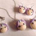 Chibi Unicorn Jewellery & Accessories