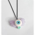 Creepy Cute Flying Eye Jewellery