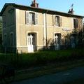 Ancienne gare de St-Bômer - Champsecret