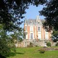 Chateau de la Bonne Métrie, à Entrammes