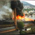 29_609_Brand  bei Hoesch am Kronenburgplatz 1990