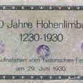 07_2809_700 Jahre Hohenlimburg  Bild J. Eisermann