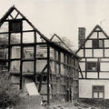 22_441_Kampstraße 1978, neben dem rechten Haus ging es zum Schrotthändler Malsbender