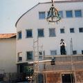 37_818_Elseyer Krankenhaus Richtfest 1995