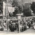 19_330_Schützenfest, Rathaus 1961