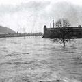 17_312_Hochwasser, heute Lennepark vor 1960