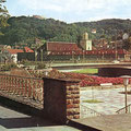 24_482_Blick auf Lennepark und Rathaus um 1966