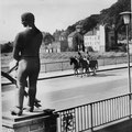 19_329_Schützenfest, Stennertbrücke 1961