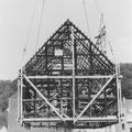 28_552_Umsetzen der Fachwerkhäuser 1983