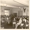 62_2934_Reher Volksschule, Schulklassen 1958