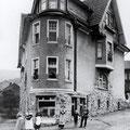 29_598_Ortstraße 1 um 1910