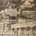29_2705_Untere Mühlenteichstraße, die so genannte Villa Sonnenschein. (WR) 1910