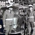 64_2834_Hohenlimburger Polizei 1955.   Bild J. Eisermann