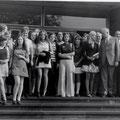 62_1428_Schüleraustausch Gymnasium mit Lievin 1972
