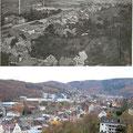 65_1456_Blick auf Hohenlimburg und Oege, um 1900 und 2006