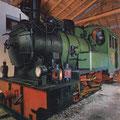 32_667_Lok 1 jetzt im Heimatmuseum Eslohe