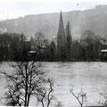 17_310_Hochwasser, Reformierte Kirche