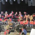 Zunftmeisterempfang mit der Schönauer Hexen-Musik