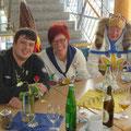 Mit den Kollegen aus Hergensweiler