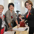 Angelobung im Landtag im März 2013