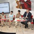 Diskussion im Juni 2015
