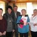 Ehrung im Pensionistenverband Welzenegg im Februar 2011