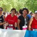 Irongirl - Lauf mit Beate Prettner Anfang Juli 2011