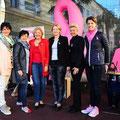 Pink Ribbon Tour am Alten Platz am 18. Oktober 2014