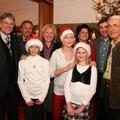 Weihnachtsfeier in Wölfnitz am 16. 12. 2012