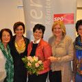 Bezirksfrauenkonferenz am 8. 11. 2012