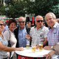 Beim Wahlkampfauftakt in Klagenfurt  im August 2017