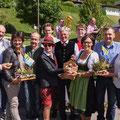 Kartoffelfest in Ludmannsdorf im September 2017