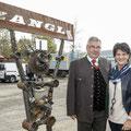 Besuch bei der Firma Zangl am 24. Oktober 2014
