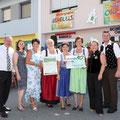 Jubiläum Kindergruppe Bimbulli am 3. Juli 2015 in Liebenfels