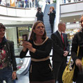 Flashmob Money am 23. März 2012