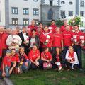 Das SPÖ-Team für Philip Kucher im September 2013