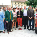 Arnulffest in Moosburg am 14. Juli 2012