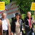1. Mai 2011 am Kreuzbergl in Klagenfurt