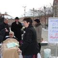 Aktionismus gegen die Pflege a lá Ragger