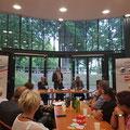 GVV Regionalsitzung mit Landeshauptmann Peter Kaiser im Juli 2017