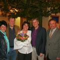 Abschied von Heidi Wadl in den Ruhestand, März 20122