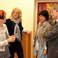 Besuch des Hort im Klinikum Klagenfurt im Februar 2011